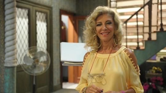 Faustão faz homenagem a Marília Pêra no palco do 'Domingão'