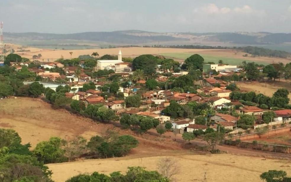 Santa Rita do Novo Destino, em Goiás — Foto: Prefeitura de Santa Rita do Novo Destino/Reprodução