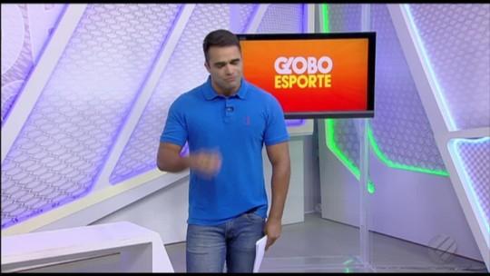 Assista ao Globo Esporte PA desta quinta-feira