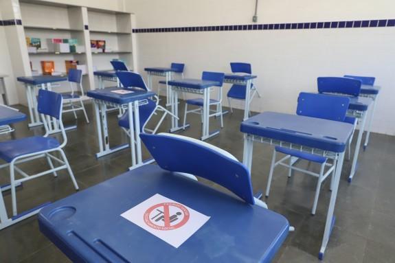 Escolas municipais de Praia Grande retomam aulas presencias com capacidade reduzida a partir de agosto