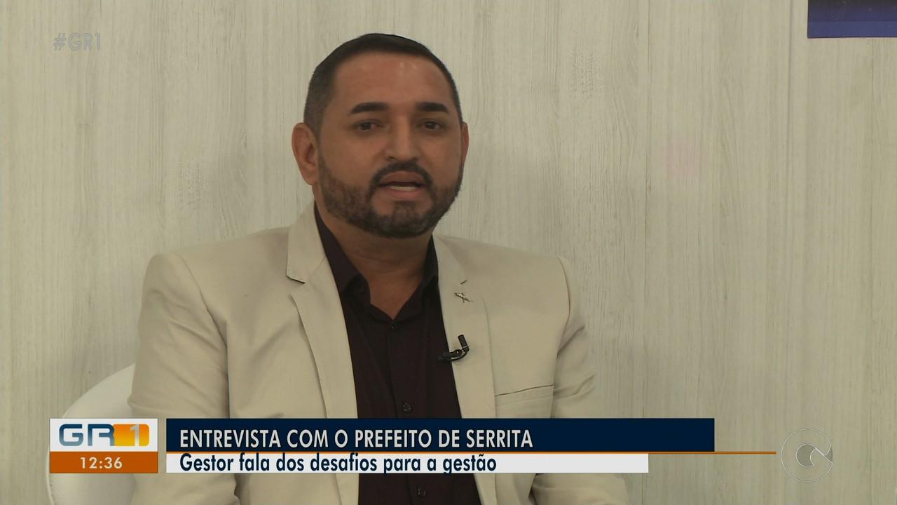 Prefeito de Serrita fala sobre planos e desafios da gestão