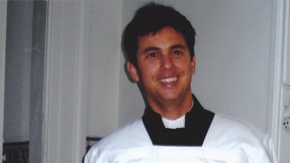 Guido Schaffer pode ser tornar o primeiro santo da Igreja Católica nascido no Rio. — Foto: Acervo da família