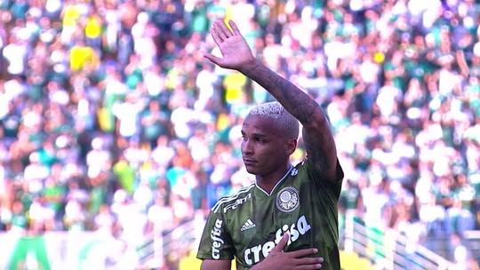 Deyverson e Felipão são suspensos pelo STJD e desfalcam Palmeiras em um jogo