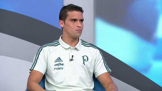 Jean vê cobranças como reflexo da expectativa depositada no Palmeiras