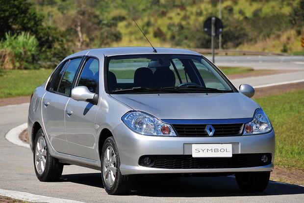 Renault Symbol (Foto: Divulgação)