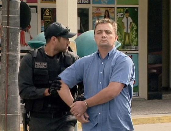 Emerson Eduardo Rodrigues foi preso pela Polícia Federal durante a Operação Intolerância, acusado de liderar grupos que incitam ao ódio na internet (Foto: REPRODUÇÃO)