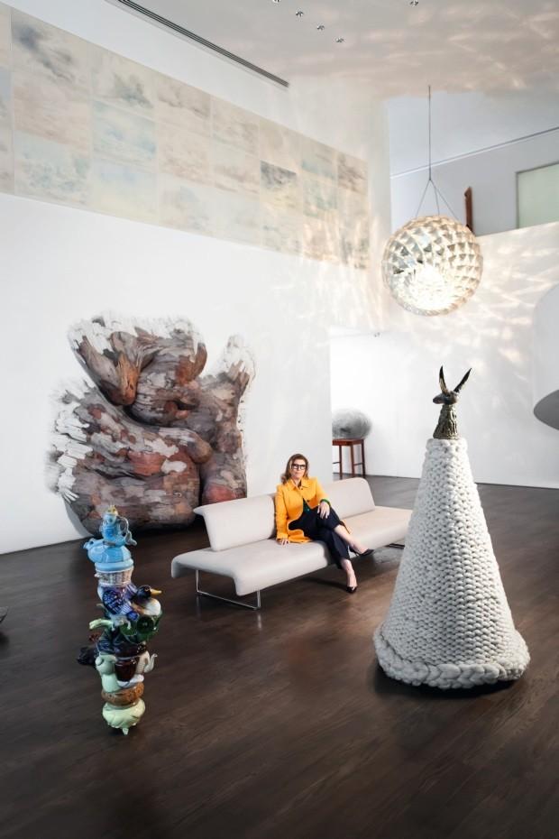 Casa Vogue de agosto celebra o mundo das artes (Foto: Daniela Toviansky)