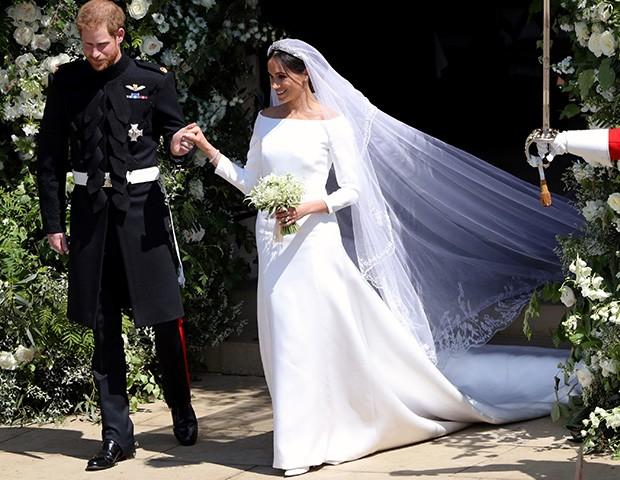 Temos ideias infalíveis de vestidos de noiva para arrasar no grande dia! (Foto: Getty Images)