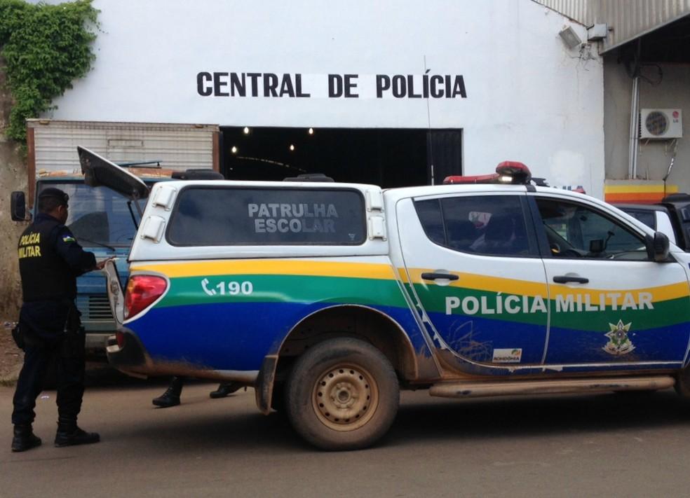 -  Polícia Militar realizou buscas, mas nenhum suspeito foi preso ou identificado  Foto: Mary Porfiro/G1