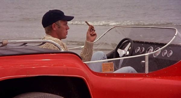 Herdeiros do ator Steve McQueen entraram com um processo contra a Ferrari  (Foto: Divulgação)