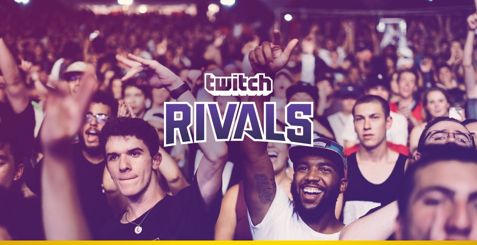 Campeão do Twitch Rivals foi banido da plataforma meses depois do título — Foto: Divulgação/Twitch