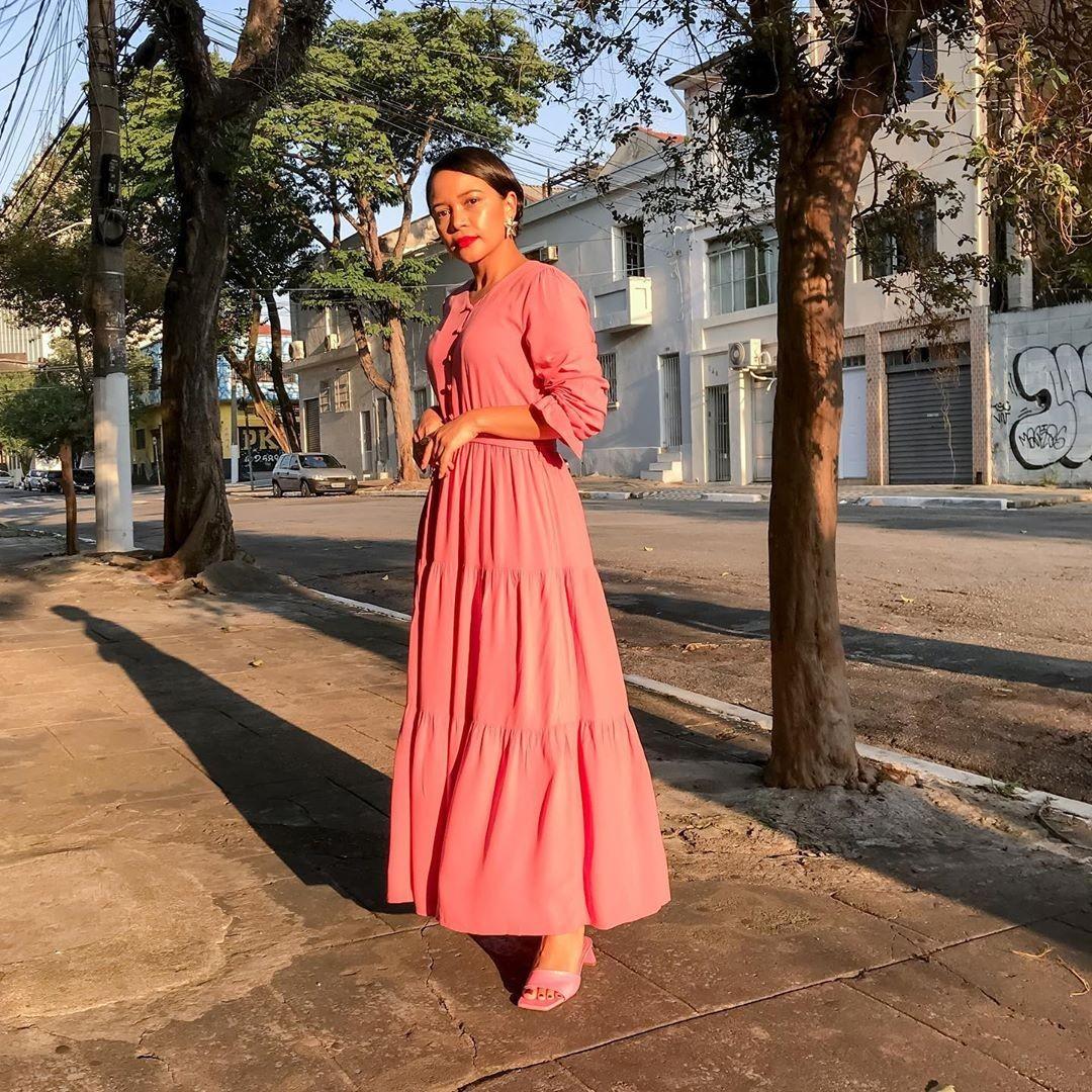 Driza Santos (Foto: Reprodução Instagram)