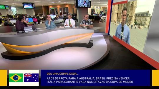 """Comentaristas analisam Seleção feminina na Copa: """"Difícil imaginar esse time competindo pelo título"""""""