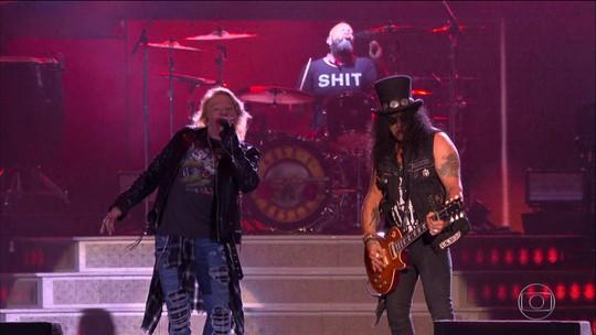 Line-up do Lollapalooza 2020: Guns N' Roses, Travis Scott, Strokes, Lana del Rey, Gwen Stefani... G1 lista e analisa