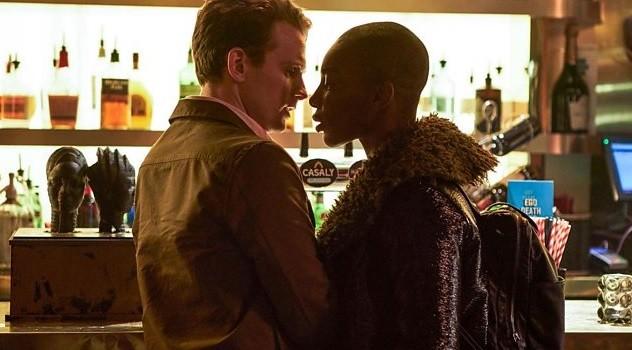 Cena do último episódio da primeira temporada de 'I may destroy you' (Foto: Divulgação)