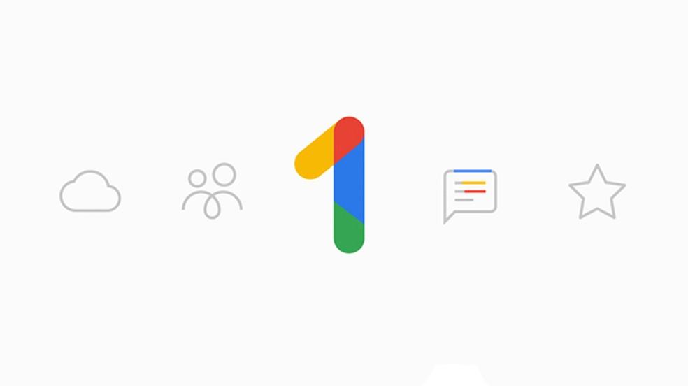Google One: serviço é lançado para substituir planos pagos do Google Drive (Foto: Divulgação)