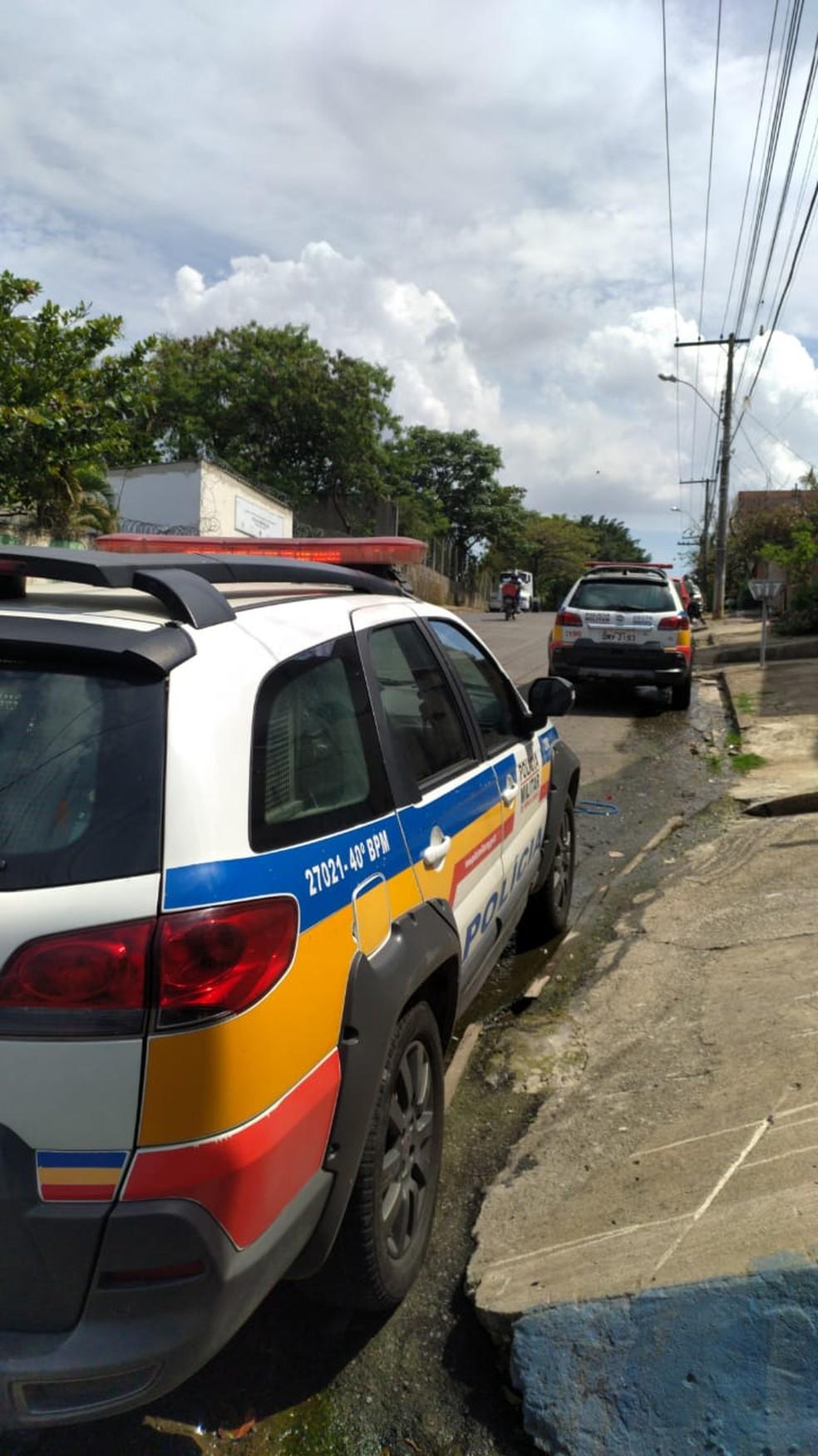 Operação Operação Hexagrama III, em Belo Horizonte — Foto: Ministério Público de Minas Gerais