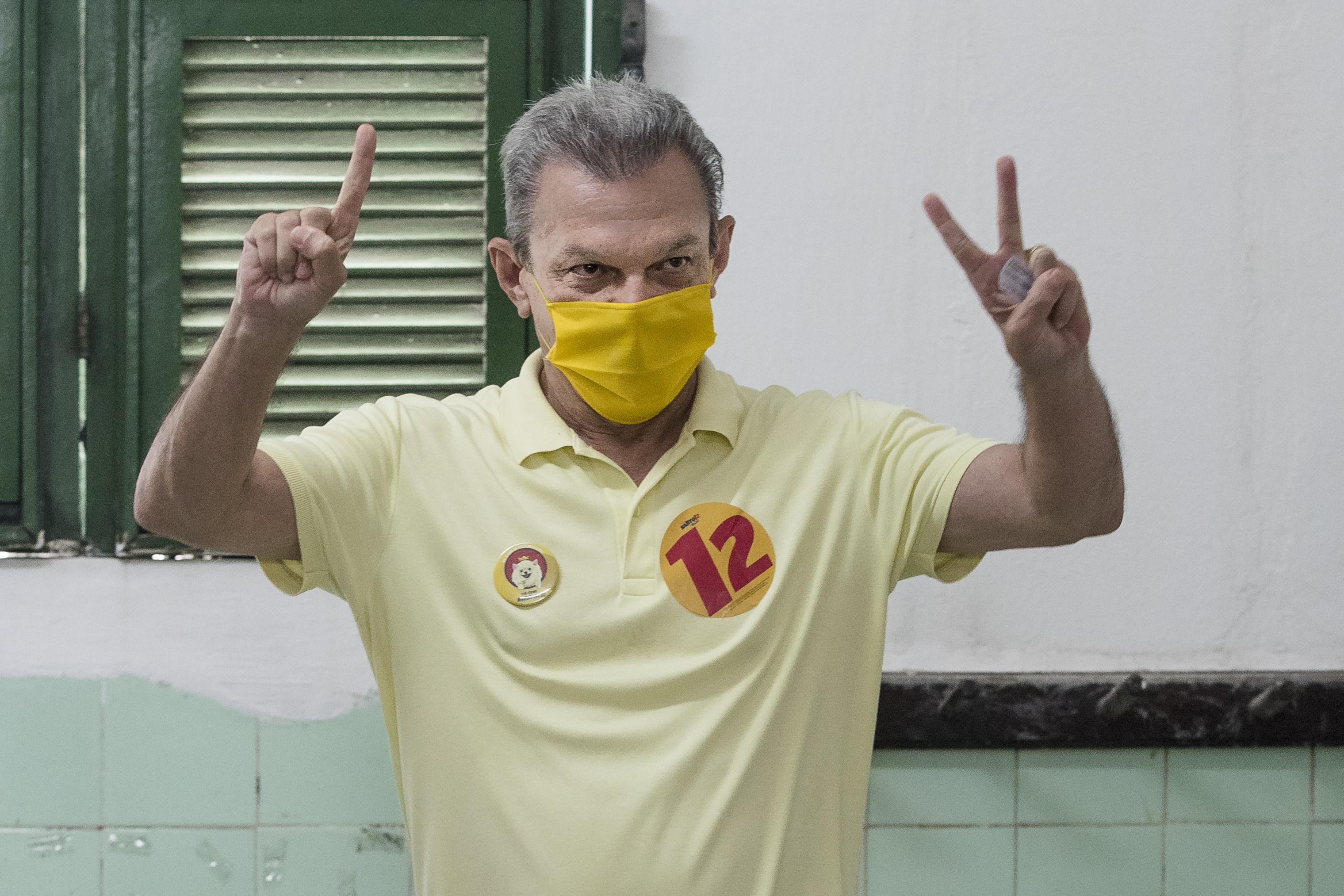Sarto Nogueira é eleito prefeito de Fortaleza