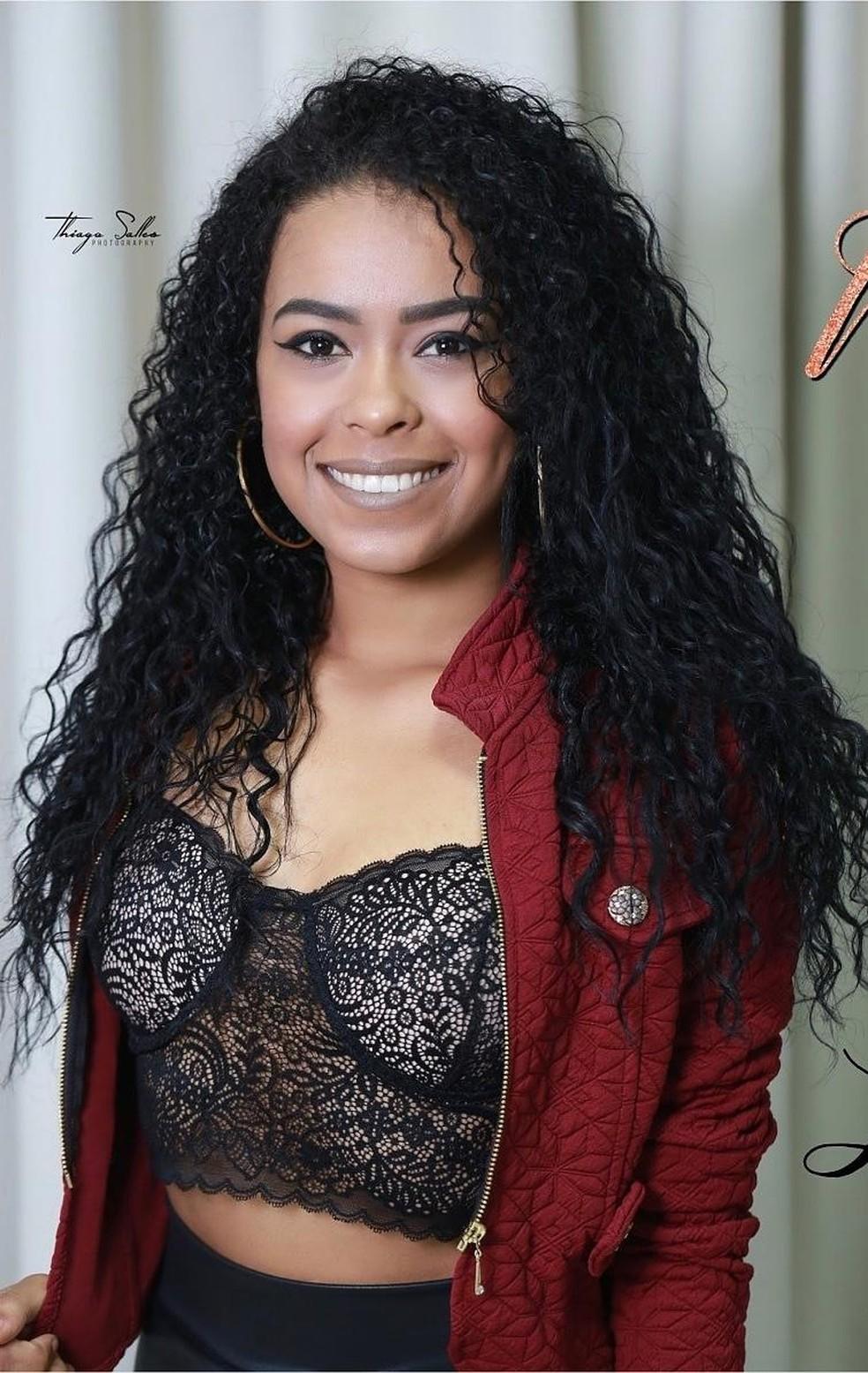 Lilian Gabriely — Foto: Divulgação