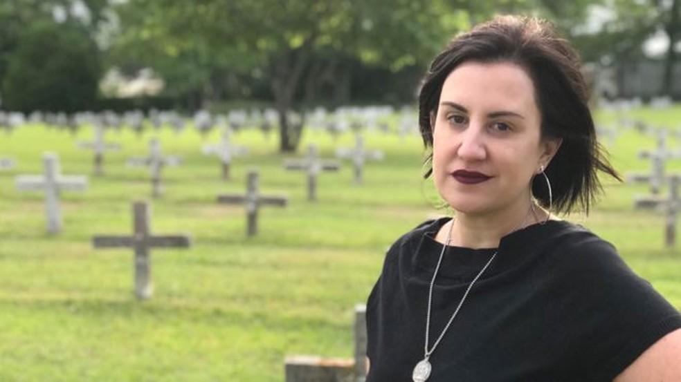 A jornalista assistiu a quase todas execuções do corredor da morte no Texas entre 2000 e 2012 (Foto: BBC News)