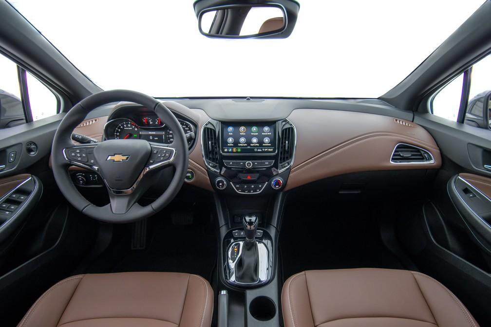 Chevrolet Cruze 2020 — Foto: Divulgação