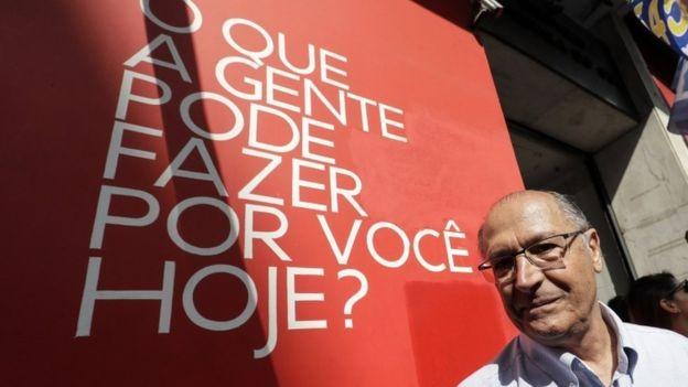 Durante governo de Alckmin SP, queda de homicídios foi registrada; hipótese de PCC como responsável por redução, como defende o professor Graham Willis, classificada de 'ridícula' pelo governo paulista (Foto: EPA via BBC News Brasil)