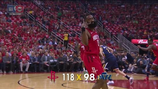 Craques fazem a diferença em noite de mata-mata na NBA
