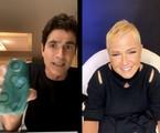 Reynaldo Gianecchini e Xuxa | Reprodução