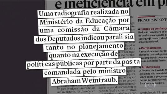 Reitores pedem na Justiça que ministro da Educação explique fala sobre drogas em universidades