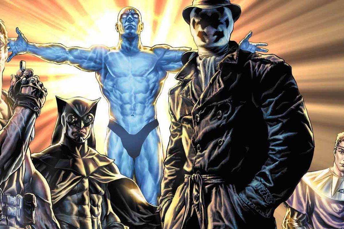 Watchmen ganhará uma nova versão em série da HBO (Foto: Divulgação)