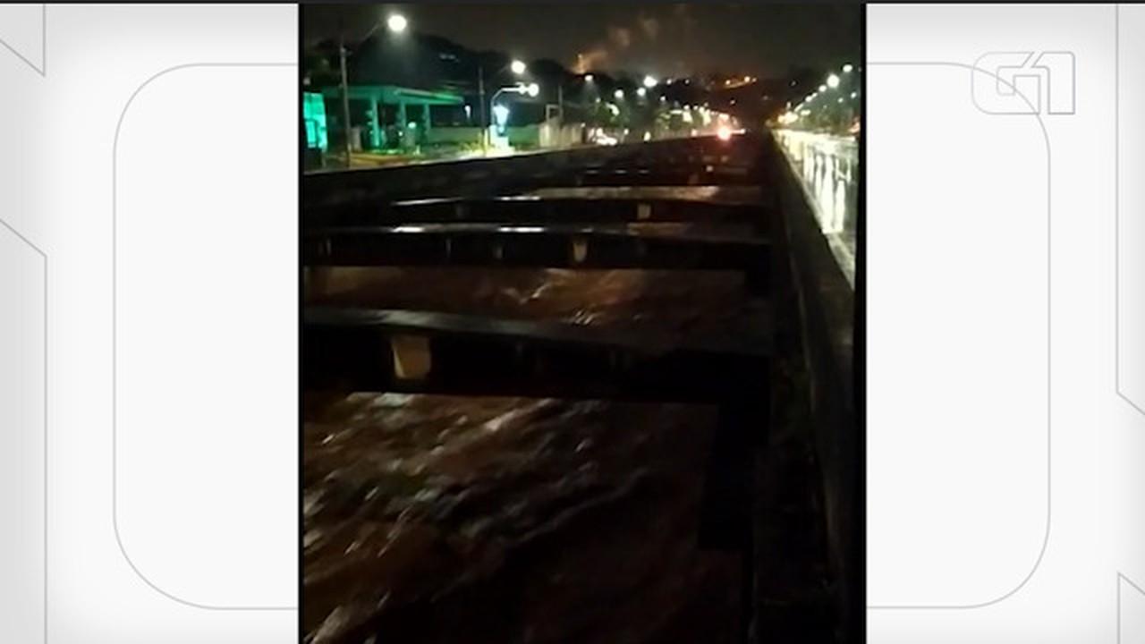 VÍDEO: Defesa Civil de BH emite alerta de inundação