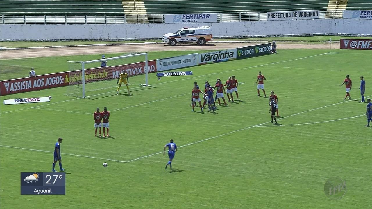 Diretoria do Boa Esporte reclama de impedimento no gol do Cruzeiro e promete ir à FMF