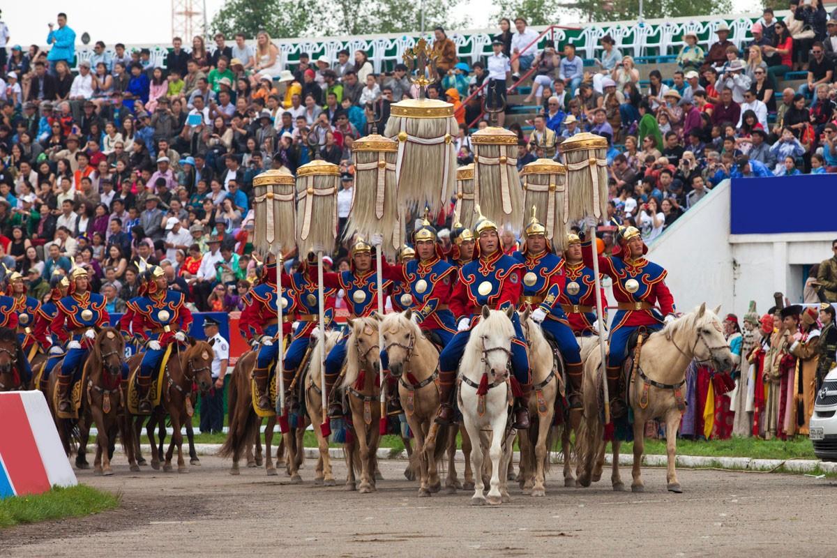 Patrimônio da Unesco, Festival Naadam festeja séculos de tradição nômade na Mongólia