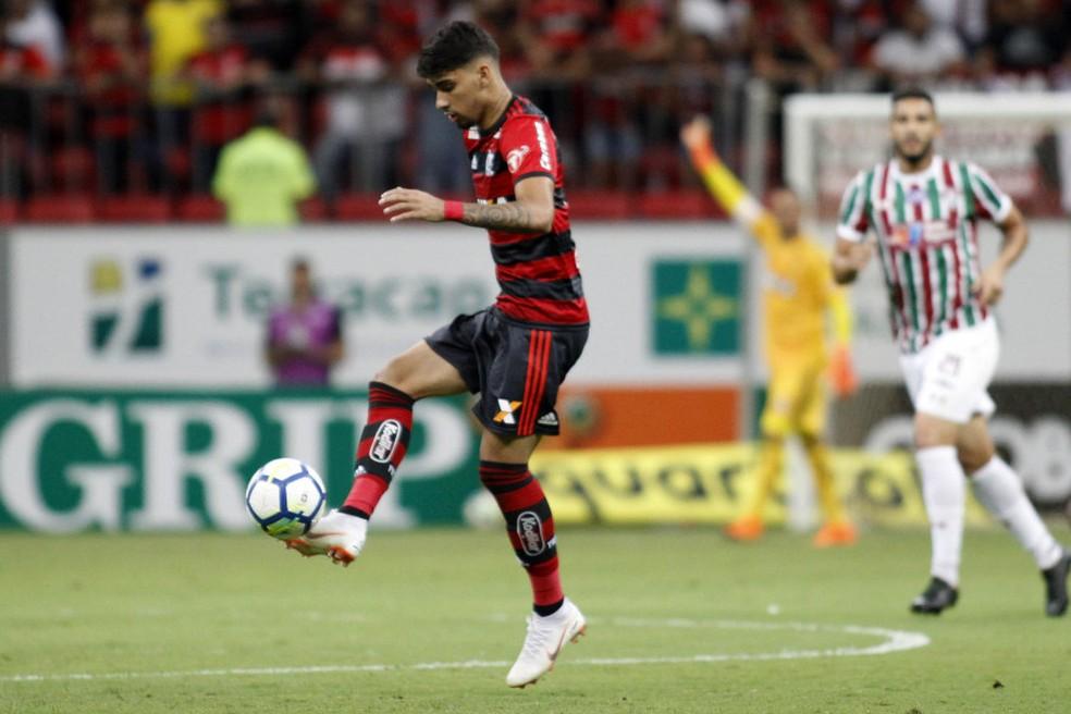 Paquetá tem sido um dos destaques do Flamengo na temporada (Foto: Staff Images / Flamengo)
