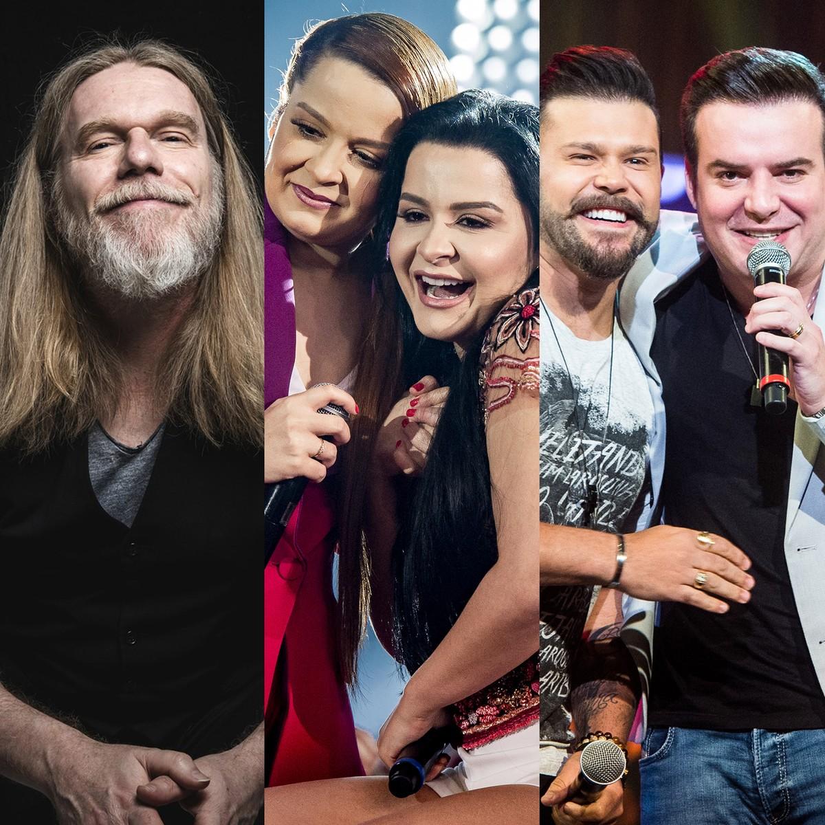 Lives de hoje: Humberto Gessinger,  Maiara & Maraisa e mais shows para ver em casa