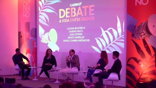 Caderno Globo Entre Dados aborda realidade interconectada