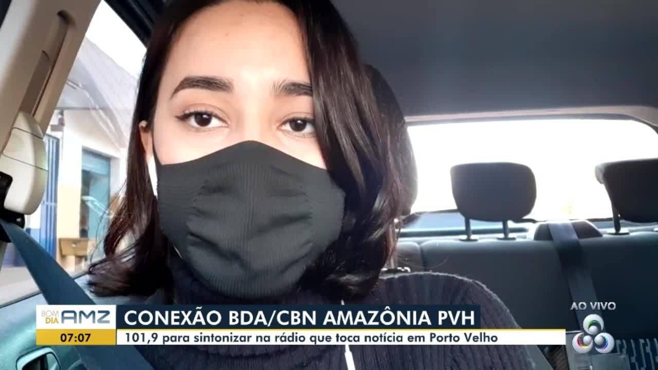Destaques da CBN Amazônia Porto Velho