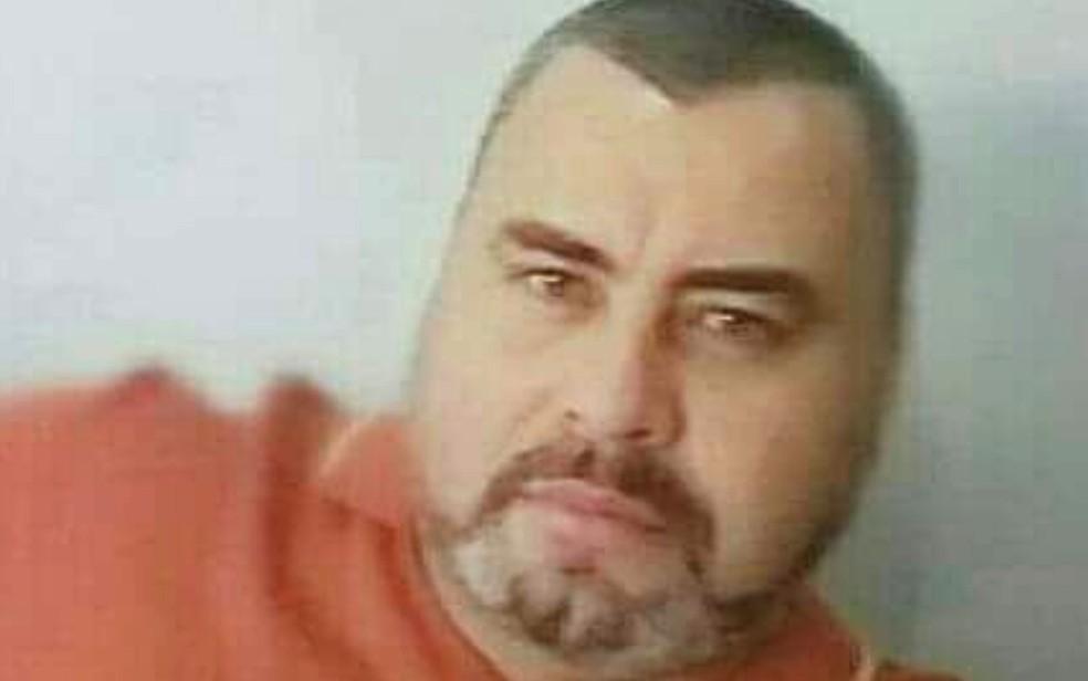 Carlos Antônio Rocha morreu em acidente de trânsito em Goiânia, Goiás — Foto: Arquivo pessoal/ Dyego Luiz Silva Oliveira