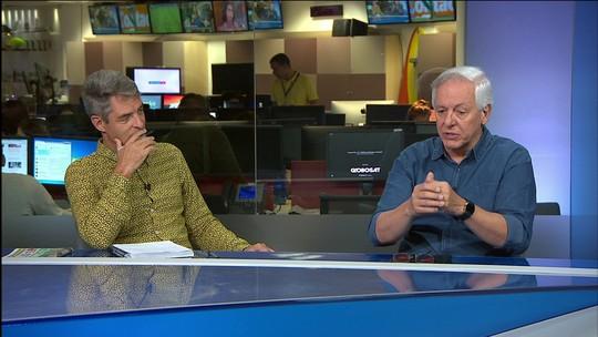 Milton Leite questiona Atlético-MG sobre posição com técnico Tiago Larghi