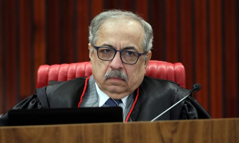 O ministro Og Fernandes, do Tribunal Superior Eleitoral — Foto: Nelson Jr./ASCOM/TSE