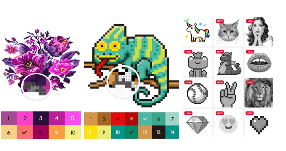 Lista Traz 5 Jogos De Colorir Para Android E Iphone Jogos Techtudo