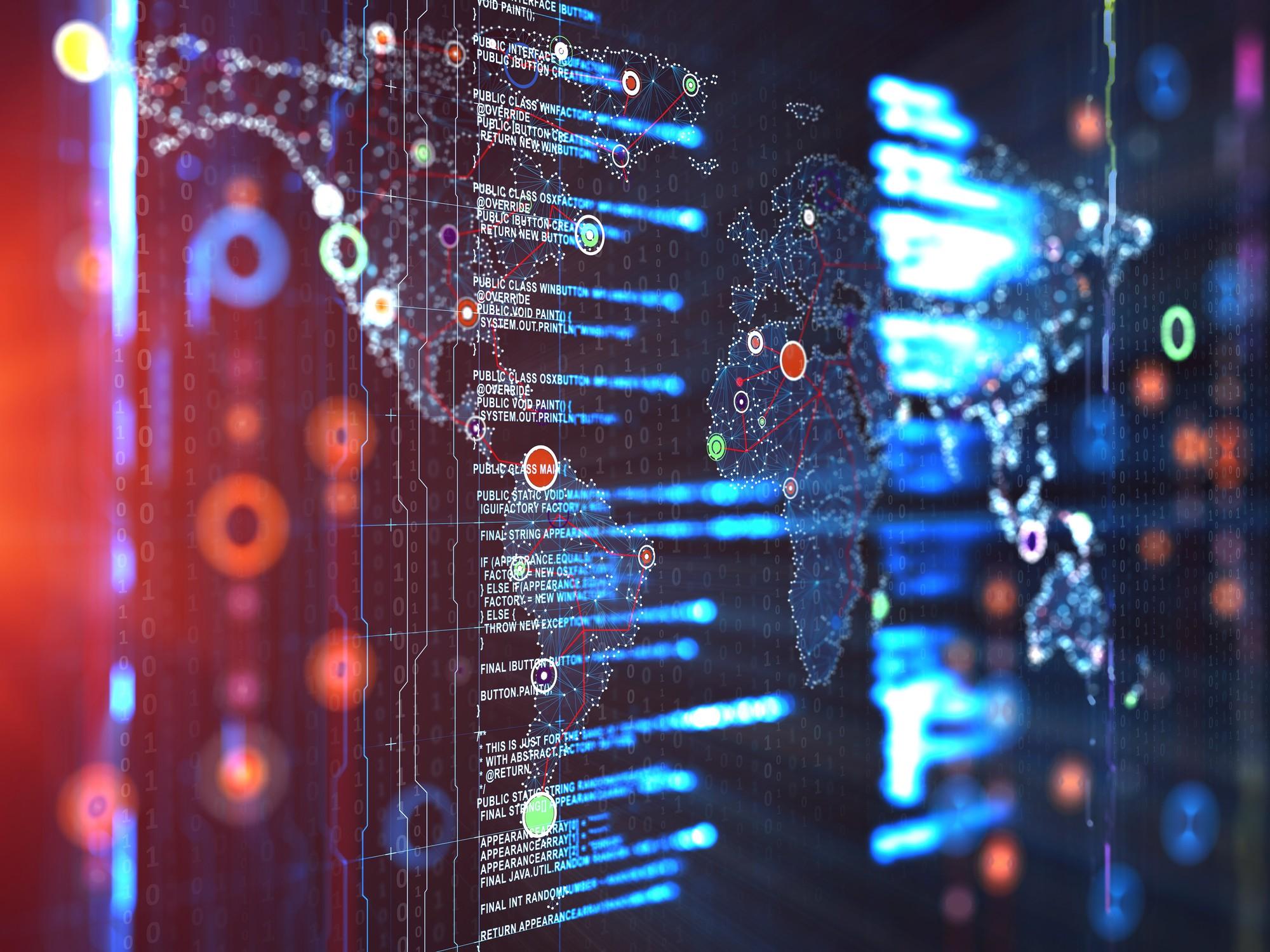 Big data é a tecnologia que permite o tratamento e a análise de dados (Foto: Getty Images)