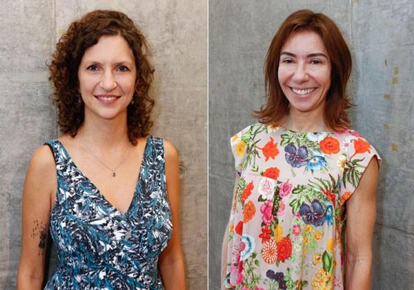 As obstetrizes Natalia Rea e Marcia Kauffman, da Casa Moara (Foto: Ricardo Cardoso)