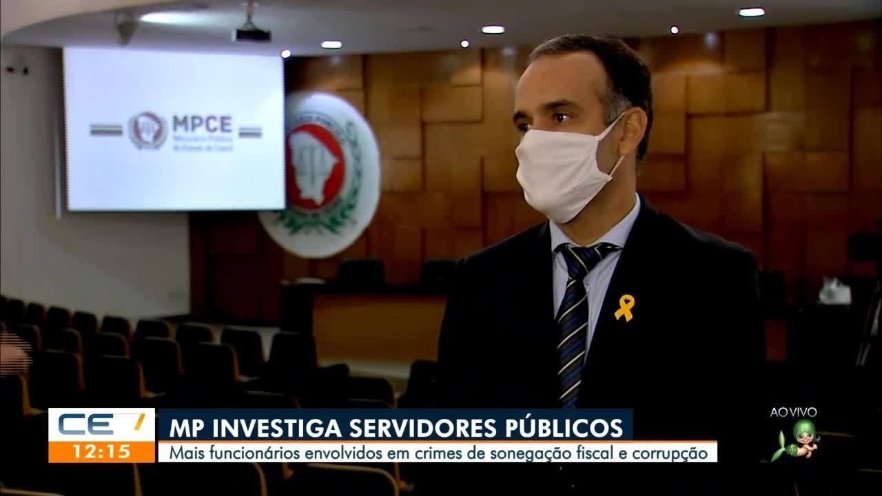 Operação investiga funcionários públicos suspeitos de sonegação fiscal