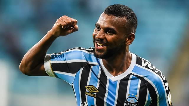 Leonardo Grêmio x Rosario Central
