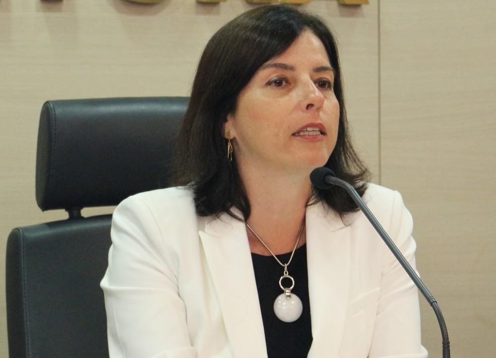 Juíza Maria Aglaé Tedesco Vilardo (Foto: Divulgação)