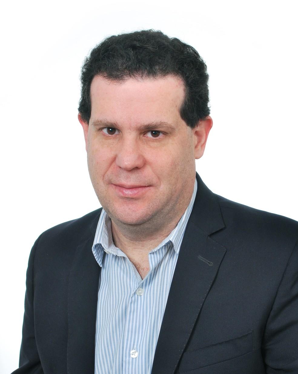 Dr. Beni M. Grinblat (CRM 84426/SP) — Foto: Divulgação
