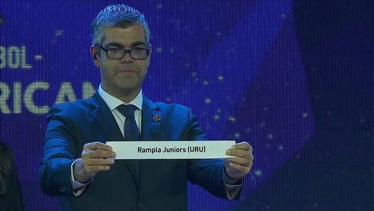 Conmebol sorteia segunda fase da Copa Sul-Americana; veja confrontos