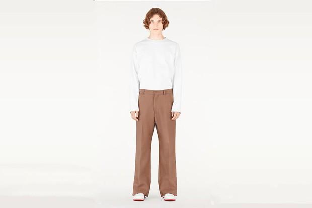 Calça de alfaiataria Louis Vuitton R$ 5.180,00 (Foto: divulgação)