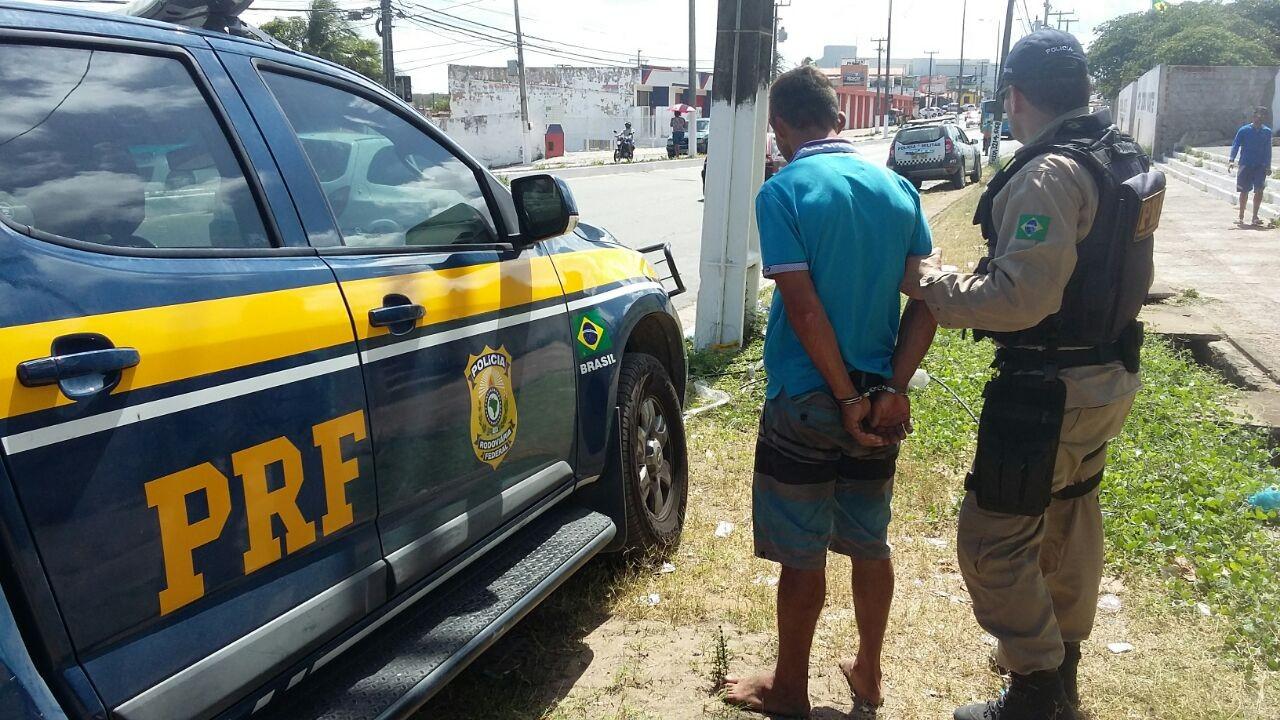 PRF registra aumento de 28% nas infrações em rodovias federais do RN